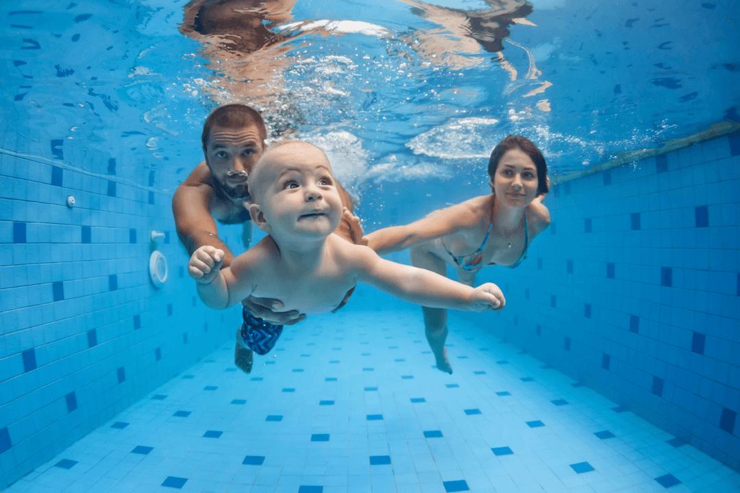 Çocuk Ve Yetişkin Yüzme Havuzu